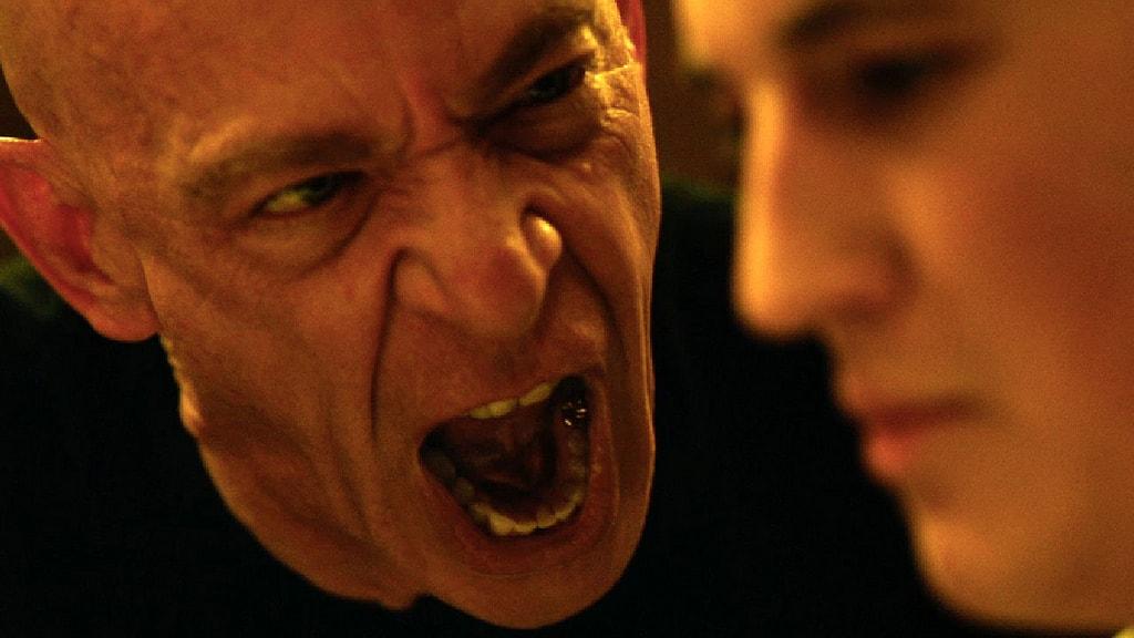 Cuando la mezcla cine y educación se convierte en abusiva. Terence Fletcher