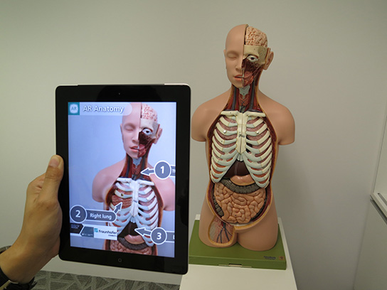 La realidad aumentada, tecnología al servicio de la enseñanza