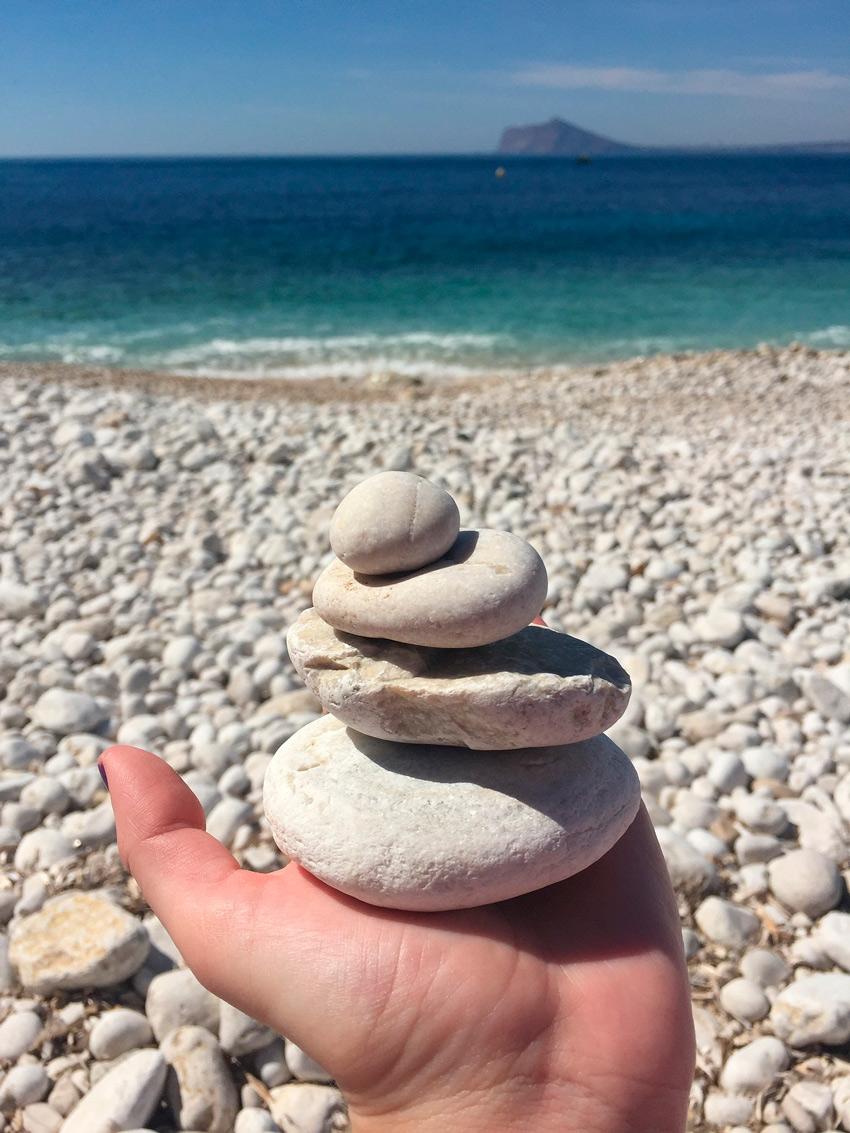 Meditad, relajaos, id a la playa... el descanso hará que rindáis mejor en el estudio