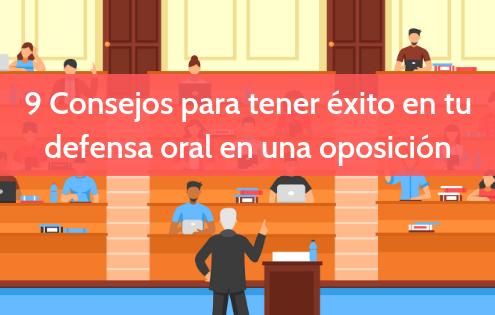 Cómo hablar en una oposición a educación | Preparadores de oposiciones