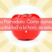 La Técnica de Estudio Pomodoro
