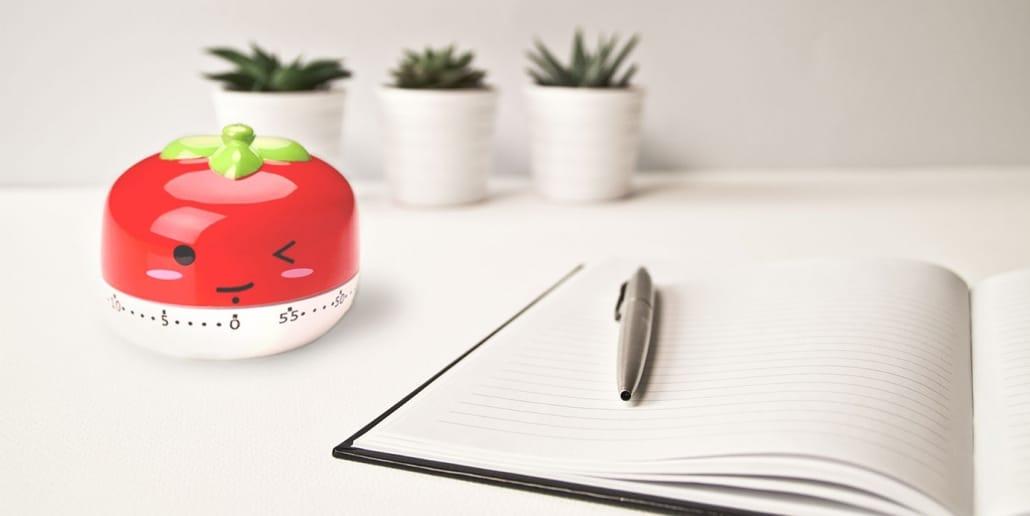 Cómo usar el método pomodoro para estudiar