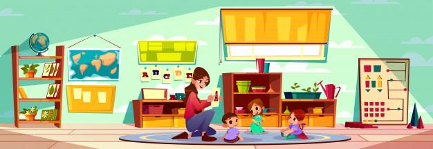 5 Métodos pedagógicos actuales: el método Montessori