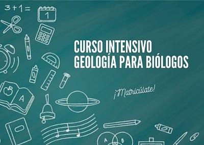 Curso de preparación de geología para biólogos