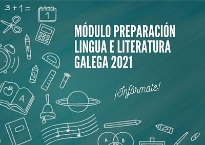 preparación oposiciones lengua gallega y literatura gallega en Santiago