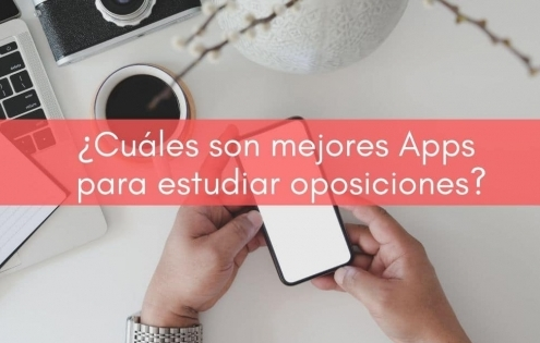 Las mejores aplicaciones para estudiar oposiciones
