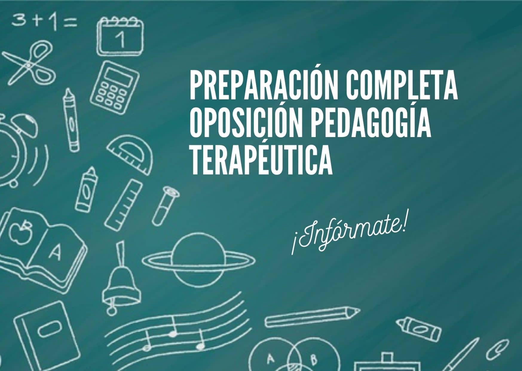 Preparador oposiciones pt en Santiago de Compostela