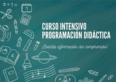 Preparador programación didáctica en Santiago